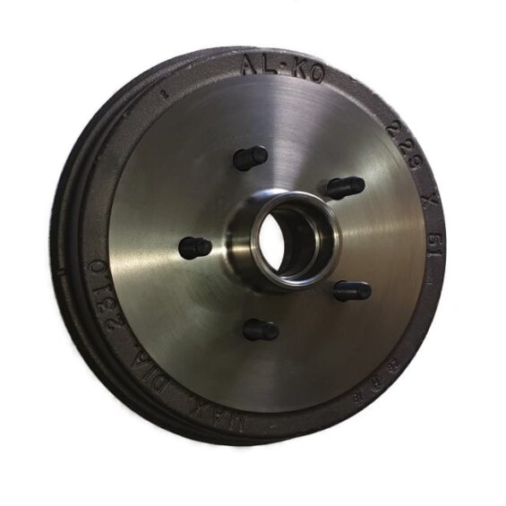 9 inch brake Drum hydraulic mechanical