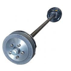 45mm Round Electric Brake