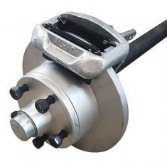 45mm round mechanical disc brake