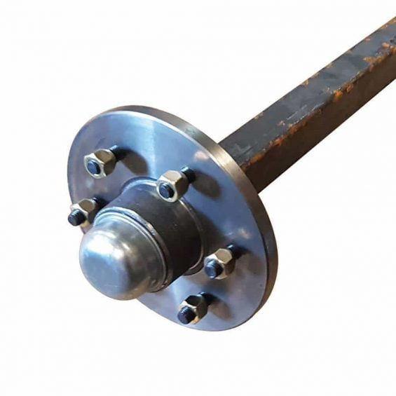45mm Square Lazy Axle Assembly