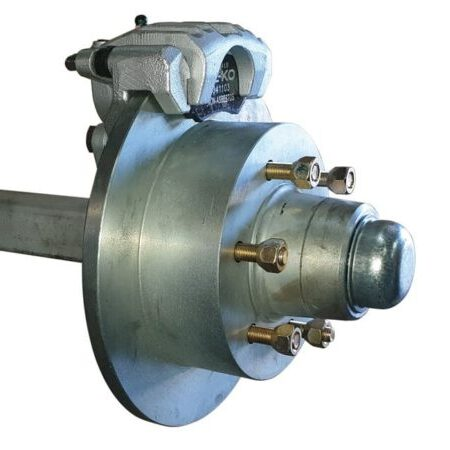 2t Hydraulic Disc Braked