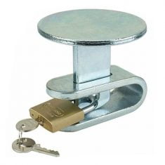 pintle trailer lock