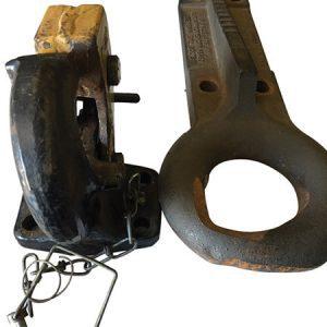 damaged ring coupling
