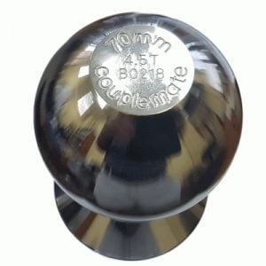 70mm tow ball