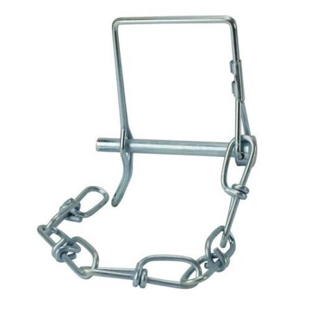 Pintle Safety Catch Chain and Clip