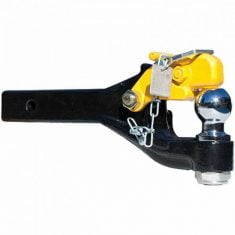 Combination Pintle Hook receiver arm tow bars