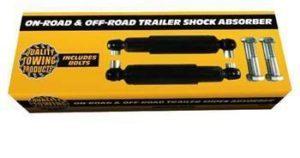 caravan shock absorbers