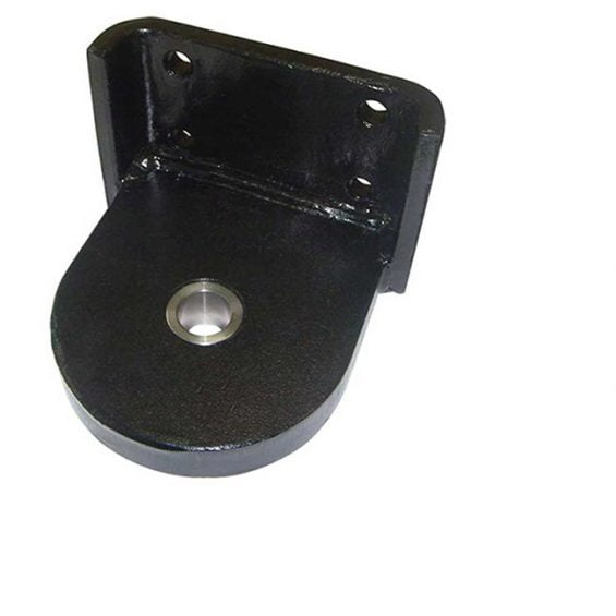 pintle hitch tow ball adaptor