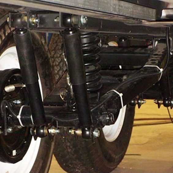 Independent Coil Spring Suspension