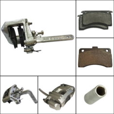 Mechanical Caliper Parts