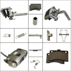 Mechanical Caliper Parts