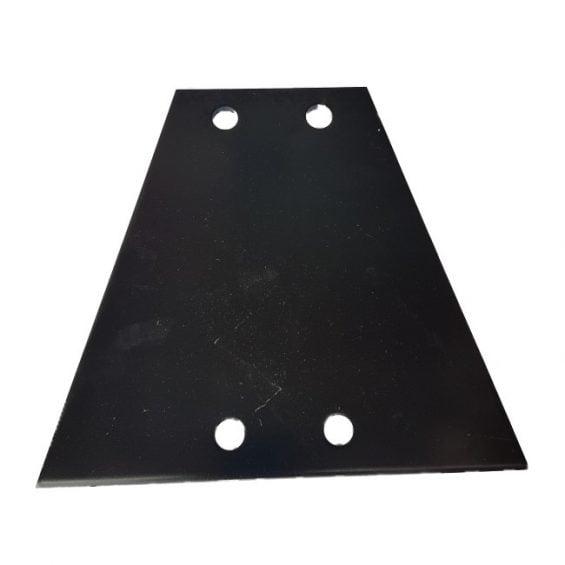 triangular 4 hole