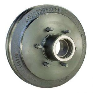2t alko electric brake drum