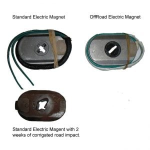 Offroad Electric Brake Magnets