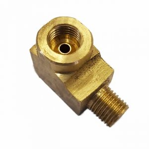 Brass Nut Angle Adaptor