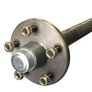 Axles with Lazy Hubs