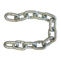Rated Galvanised Safety Chain
