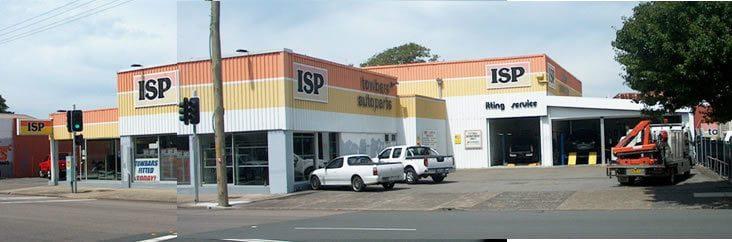 ISP Newcastle