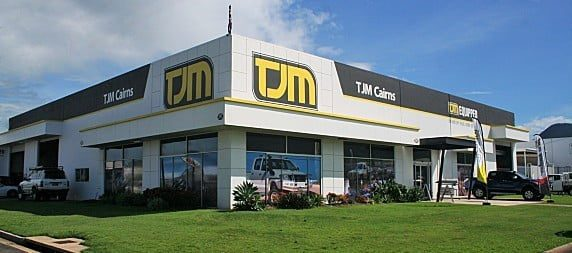 TJM Cairns Store