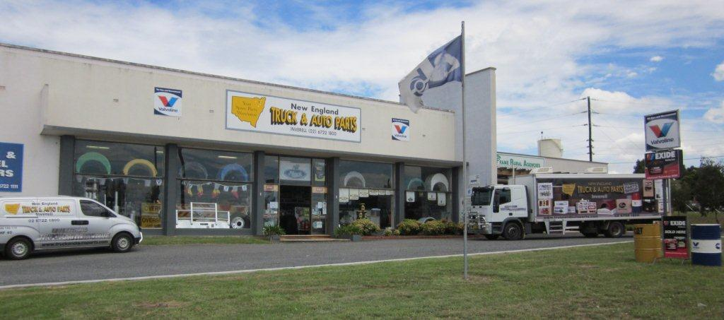 New England Truck & Auto Parts Moree
