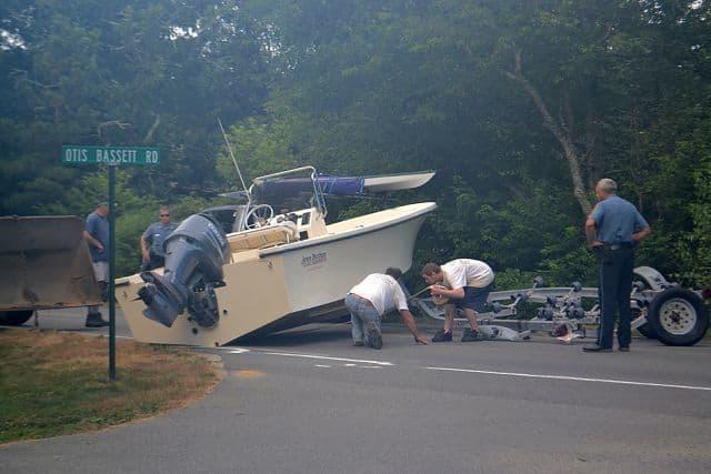 Why Caravan Bearings and Boat Bearing fail