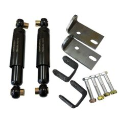 Caravan Shock Absorbers plus Hanger Kit