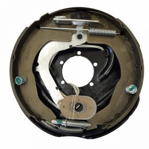 offroad electric backing plate