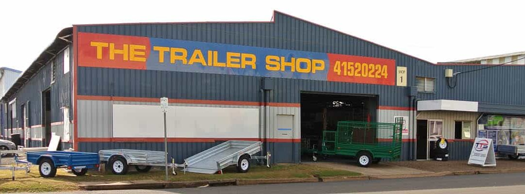 the trailer shop