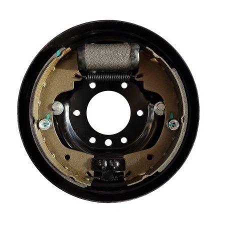 9 inch hydraulic backing plate right