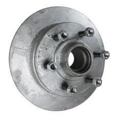 landcruiser galvanised parallel disc rotor