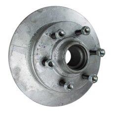 landcruiser galvanised parallel disc