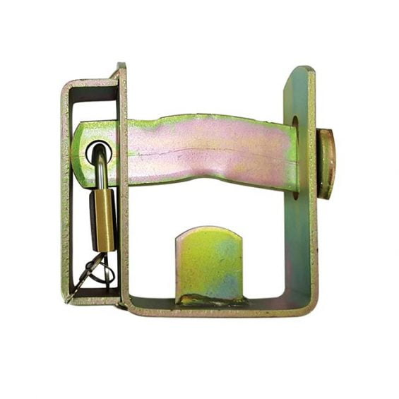 Caravan Trailer Safety Lock