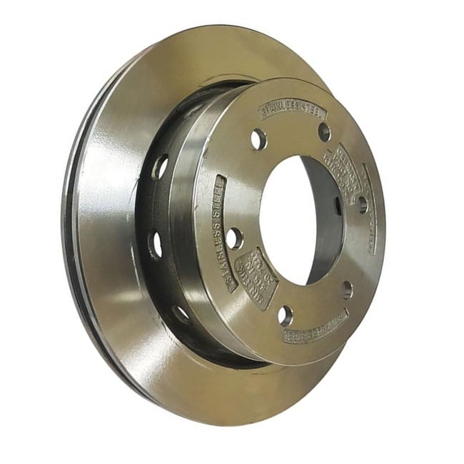 Stainless Top Hat Disc Rotor – Land Cruiser 6S