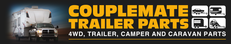 Couplemate Caravan, Towing and Trailer Parts