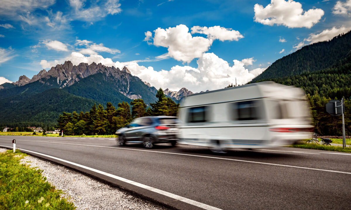 How to Reduce Dangerous Caravan Vibration Fatigue