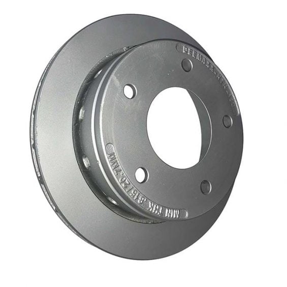 Top Hat Disc Rotor Maxx Coated