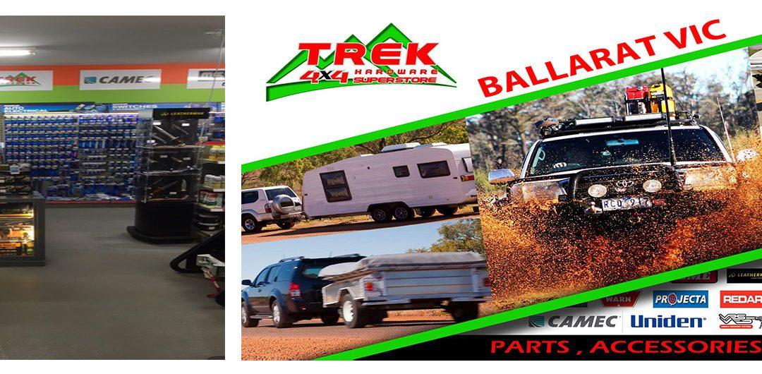 Trek Hardware Ballarat trailer parts