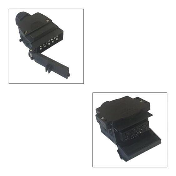 12 Pin LED Plug and Socket