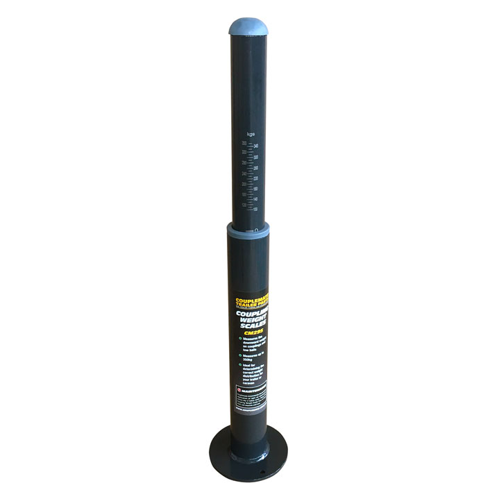 towball coupling weight scale