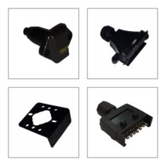 7 Pin Towbar socket
