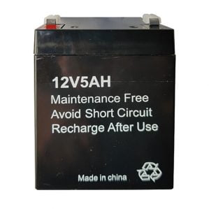 5A - 12V Replacement Battery