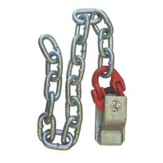 10mm Safety Chain and Holder