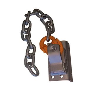 safety chain holder