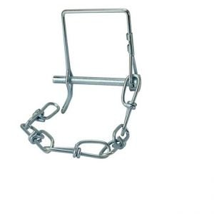 pintle hook safety chain and pin
