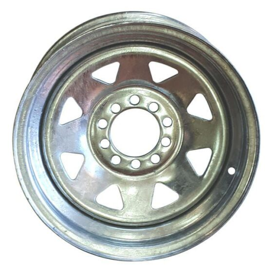 Galvanised Multi Fit Rims