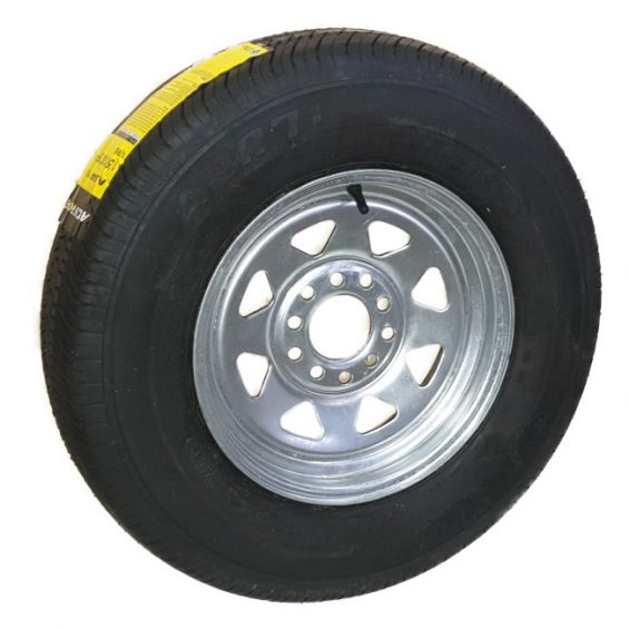 holden ford galvanised multi fit tyre