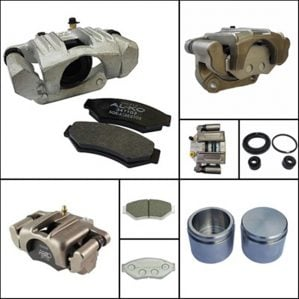 Caliper Hydraulic Brake Parts