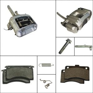 Caliper Mechanical Brake Parts