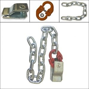 Safety Chains | Shackles