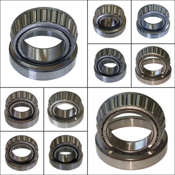 single trailer bearings